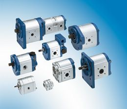 Gear Pumps, Bomba de engranajes Rexroth AZPB - AZPF