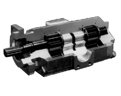 Gear Pumps, Commercial Hydraulics Gear Pump P330